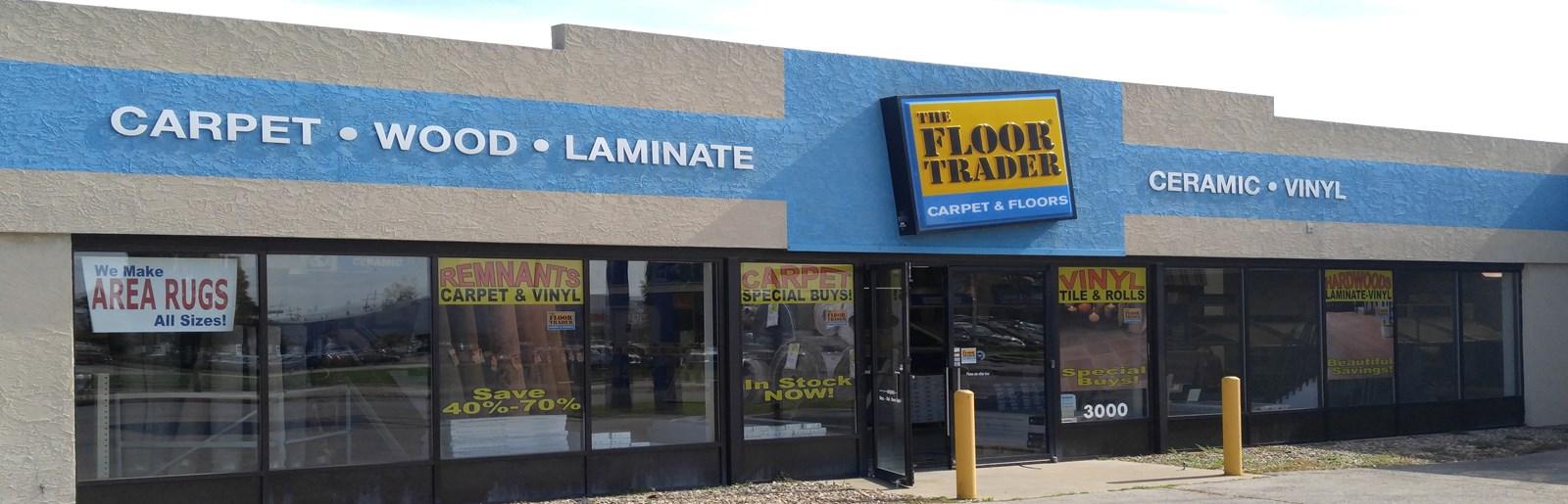 Flooring | Lawrence, KS - Lawrence Floor Trader